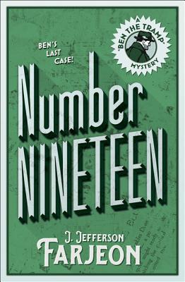 Number Nineteen: Ben's Last Case Cover Image