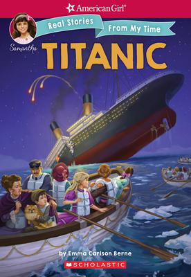 The Titanic (American Girl: Real Stories From My Time) Cover Image
