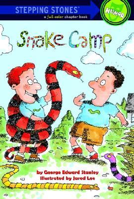 Snake Camp Cover