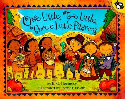 One Little, Two Little, Three Little Pilgrims Cover Image
