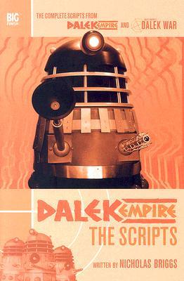 Dalek Empire the Scripts Cover Image