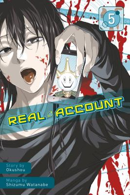 Cover for Real Account 5