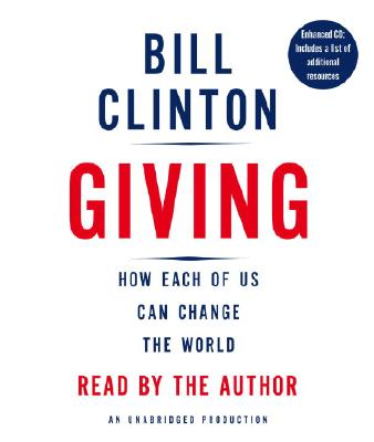 Giving: How Each of Us Can Change the World Cover Image