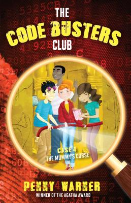 The Mummy's Curse (Code Busters Club #4) Cover Image