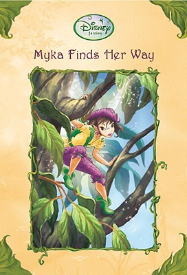 Cover for Myka Finds Her Way