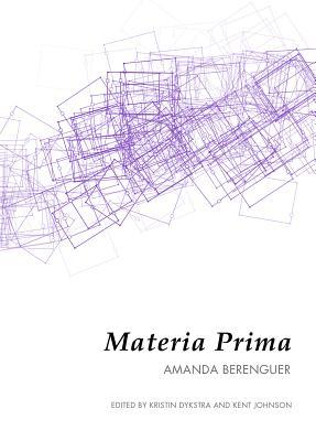 Cover for Materia Prima