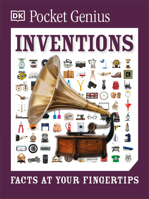 Pocket Genius: Inventions: Facts at Your Fingertips Cover Image