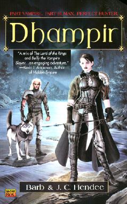 Dhampir: Part Vampire. Part Human. Perfect Hunter (Noble Dead #1) Cover Image