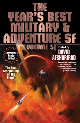 Cover for The Year's Best Military & Adventure SF, Vol. 5 (Year's Best Military & Adventure Science #5)