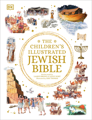 The Children's Illustrated Jewish Bible Cover Image
