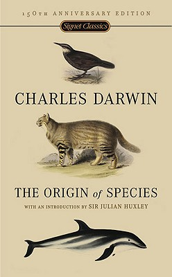 The Origin of Species Cover