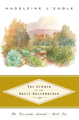 The Summer of the Great-Grandmother Cover