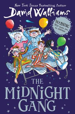 The Midnight Gang by David Williams