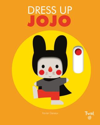 Dress Up Jojo Cover Image