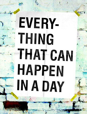 Everything That Can Happen In A Day Cover