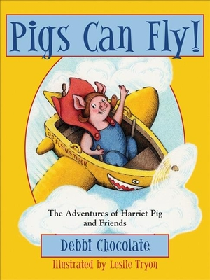 Pigs Can Fly! Cover