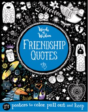 Friendship Quotes: Words of Wisdom Cover Image