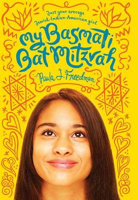 My Basmati Bat Mitzvah Cover