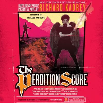 The Perdition Score Lib/E: A Sandman Slim Novel Cover Image