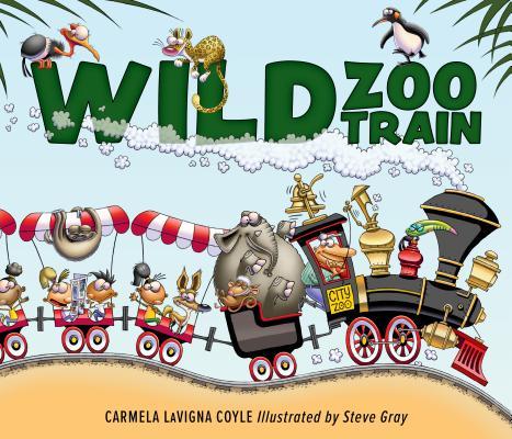 Wild Zoo Train Cover Image