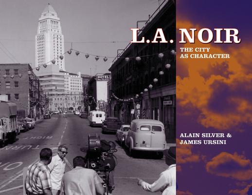 Cover for L.A. Noir