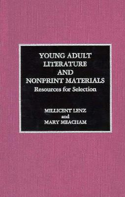 Cover for Young Adult Literature and Nonprint Materials