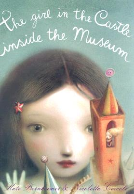 The Girl in the Castle Inside the Museum Cover