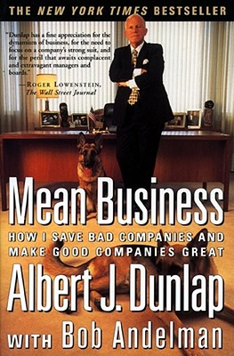 sunbeam corporation chainsaw al and greed Buy business ethics 7th edition (9780618749348) by o c ferrell, john fraedrich and linda ferrell for up to 90% off at textbookscom  sunbeam corporation: chainsaw al and greed 9 global crossing: inflated sales lead to bankruptcy 10 firestone: a reputation blowout 11 microsoft: antitrust battles.