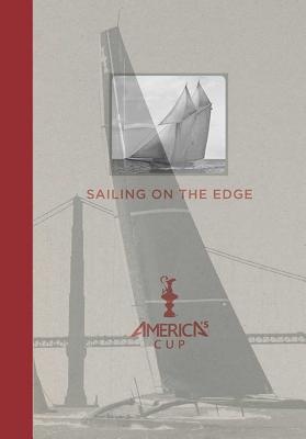 Sailing on the Edge Cover