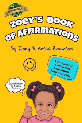 Zoey's Book of Affirmations Cover Image
