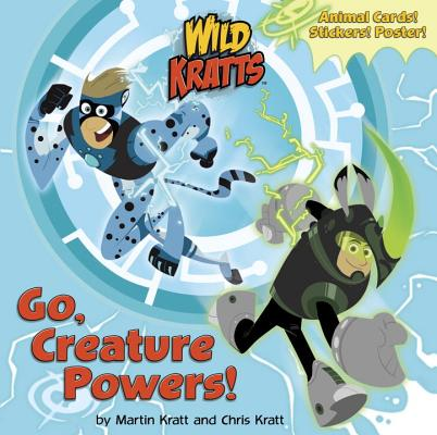 Go, Creature Powers! (Wild Kratts) (Pictureback(R))