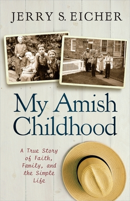 My Amish Childhood Cover