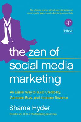 Cover for The Zen of Social Media Marketing