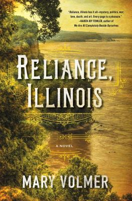 Cover for Reliance, Illinois