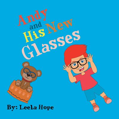 Andy and His New Glasses Cover Image