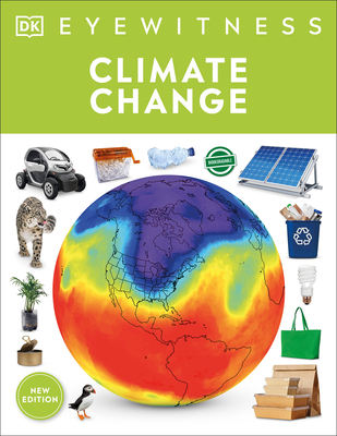 Cover for Climate Change (DK Eyewitness)