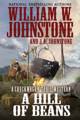 A Hill of Beans (A Chuckwagon Trail Western #3) Cover Image