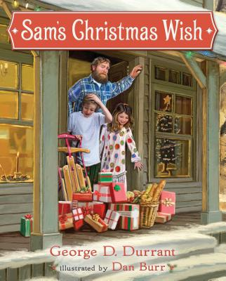 Cover for Sam's Christmas Wish