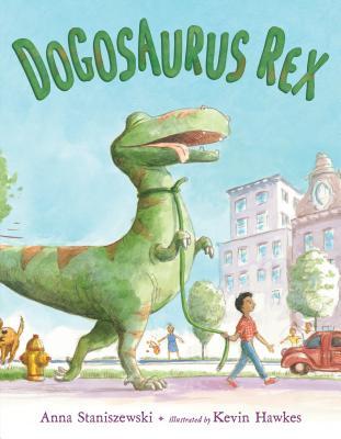Dogosaurus Rex Cover Image