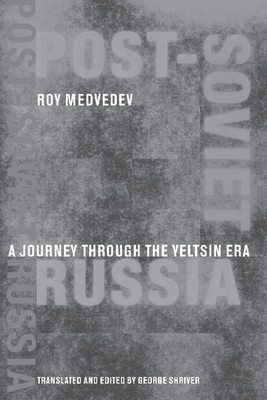 Cover for Post-Soviet Russia
