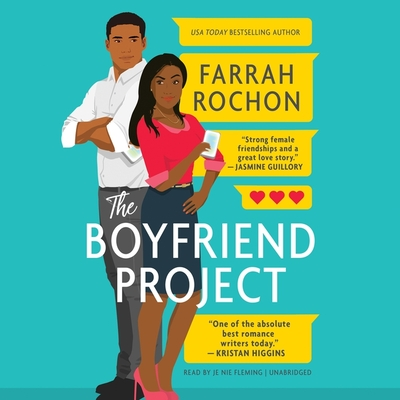 Cover for The Boyfriend Project
