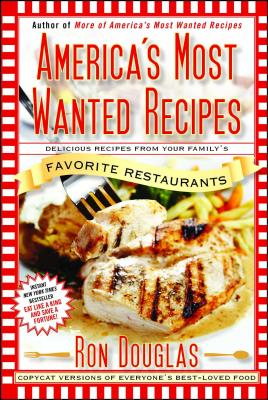 America's Most Wanted Recipes Cover