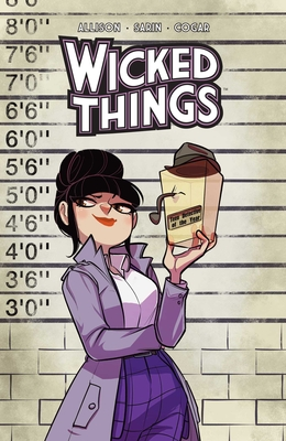 Wicked Things Cover Image