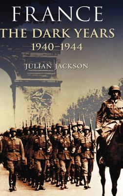 France, the Dark Years 1940-1944 Cover