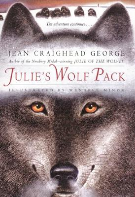 Julie's Wolf Pack Cover