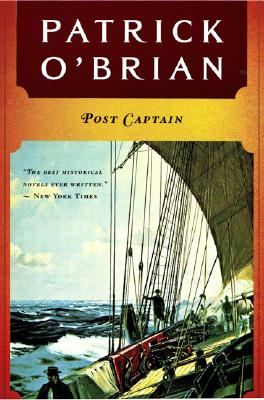 Post Captain (Aubrey/Maturin Novels #2) Cover Image