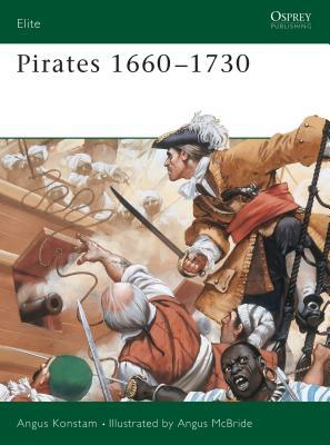 Pirates 1660–1730 (Elite) Cover Image