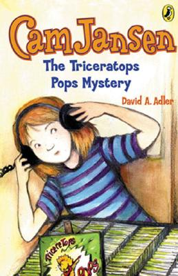 Cam Jansen: the Triceratops Pops Mystery #15 Cover Image