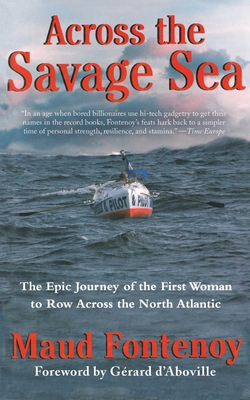 Cover for Across the Savage Sea