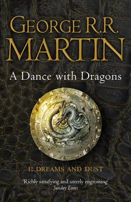 A Dance with Dragons: Part One: Dreams and Dust Cover Image